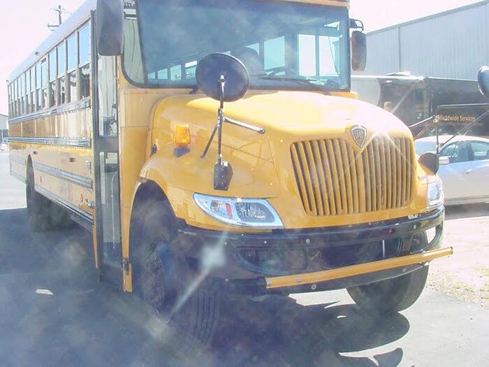school bus repair austin