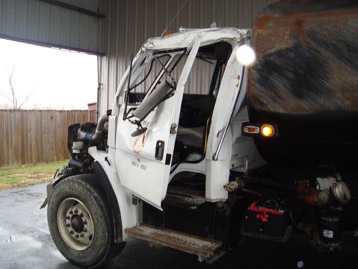 body shop austin truck repair