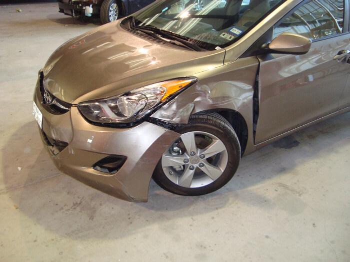 collision repair austin