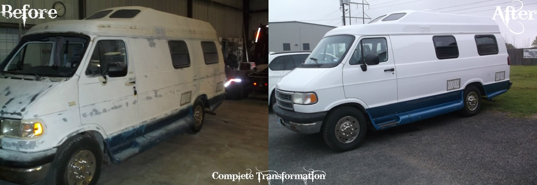 RoadTrekAutoBodyTransformation