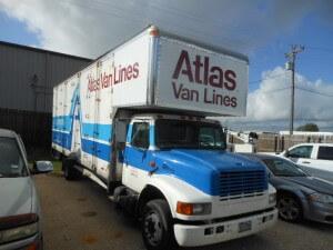 Central Texas Collision Commercial Auto Repair Atlas Van Lines After
