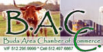 Buda Area Chamber of Commerce logo