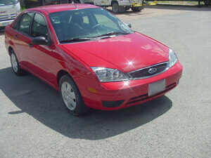 Ford After Auto Body Repair