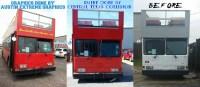bus paint austin