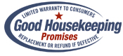 Good Housekeeping Seal of approval.