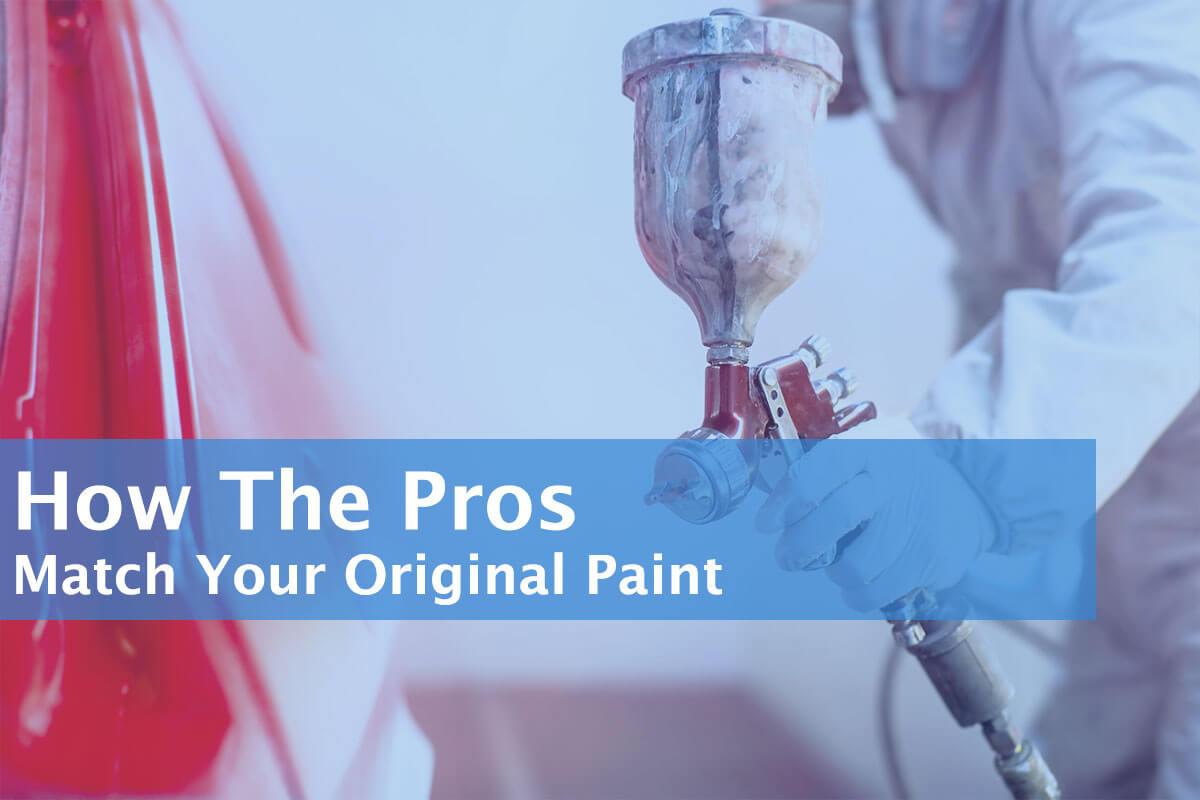 how-pros-match-auto-paint